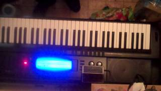 Great Big White World [Keyboard Cover] - Marilyn Manson