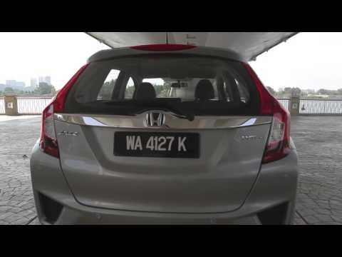 2014 Honda Jazz 1 5 V Malaysia Walk Around