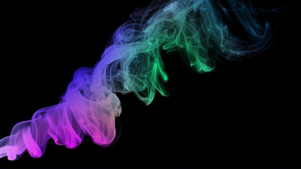 3d Smoke Wallpaper Speed Art Amazing Colorful Smoke Effect In Photoshop