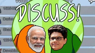 EMERGENCY MEETING WITH MODIJI