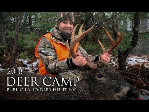 Deer Camp 2018 | Public Land Deer Hunting
