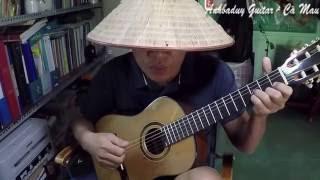Này em có nhớ (Trịnh Công Sơn) - Điệu Boston Guitar - Anhbaduy Guitar Cà Mau