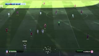 PES2015 FULL HD all High setting test PC