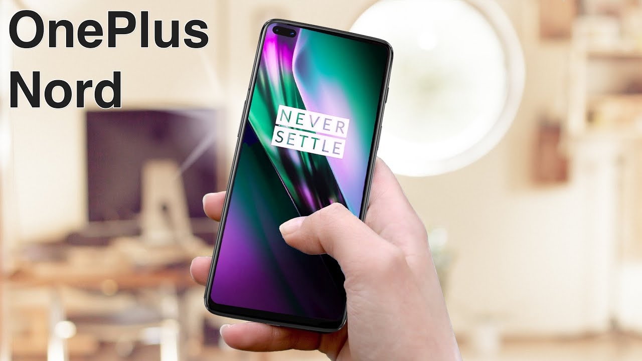 OnePlus Nord - 24hrs to Pre-Order for AR Launch Date - (5G Release & Review?)