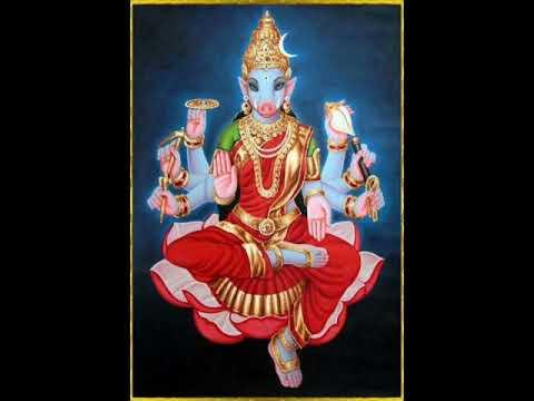 Sri varahi Amman moola manthra 21 chants (very powerful)