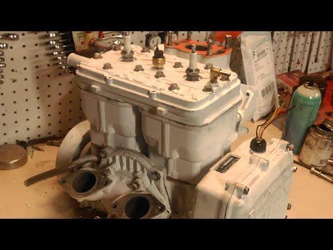 How a seadoo rotax engine works