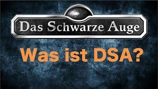 Was ist Das Schwarze Auge - Wie funktioniert DSA - Was ist Pen and Paper Rollenspiel - DSA erklärt