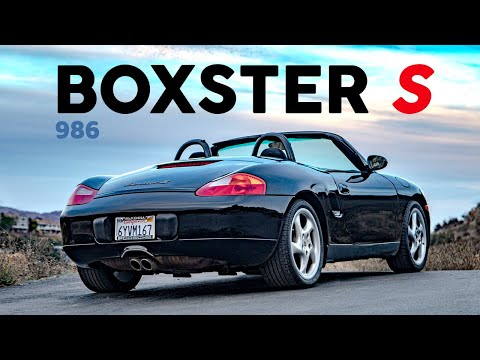 Don't Tell Anyone The Porsche 986 Boxster S Is The Best Cheap Sports Car!
