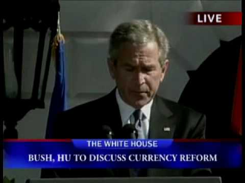 Bush's Source for China Revealed