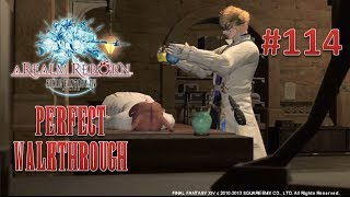 Final Fantasy XIV A Realm Reborn Perfect Walkthrough Part 114 - Alchemist Quests