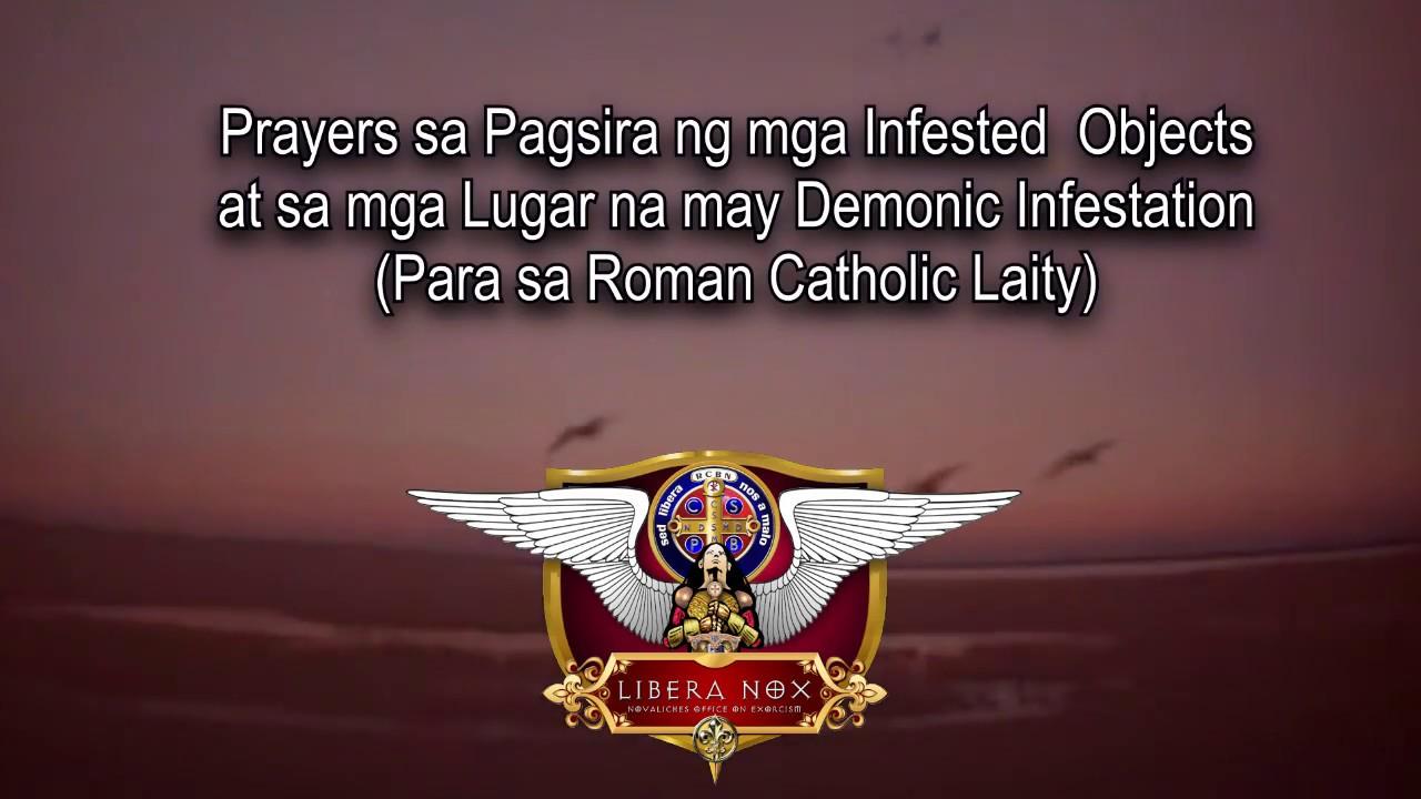 San miguel arkanghel prayer tagalog
