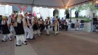 Temecula Greek Festival ~ 2015, Syrtos & Greek Folk Dance Performances!!!