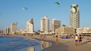 Тель Авив - город драйва и бешеного ритма жизни(, 2013-10-16T13:08:50.000Z)