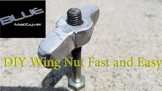 DIY Wing Nut