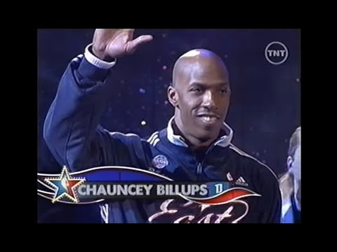Chauncey Billups & Richard Hamilton -  2007 NBA All-Star Game Highlights