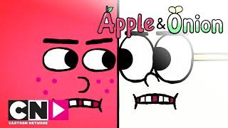 Jabłko i Szczypior | Opłata za przejażdżkę | Cartoon Network