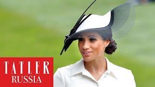 Все шляпки британской королевской семьи