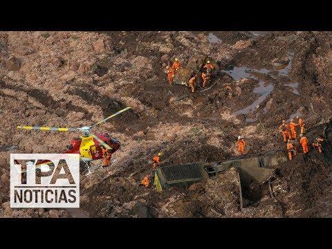 Accidente minero en Brasil: 50 muertos y 300 desaparecidos   TPANoticias