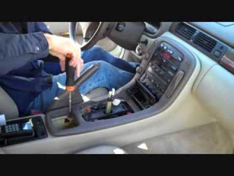 Lexus SC 300 And SC400 Car Stereo Removal