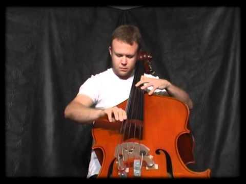 John Burgess Solo Bass Crystal Silence