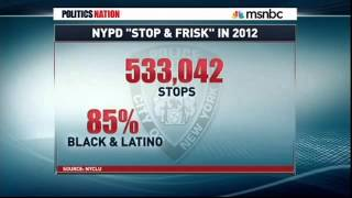 Rep. Jeffries Discusses Overcriminalization of Black America on MSNBC