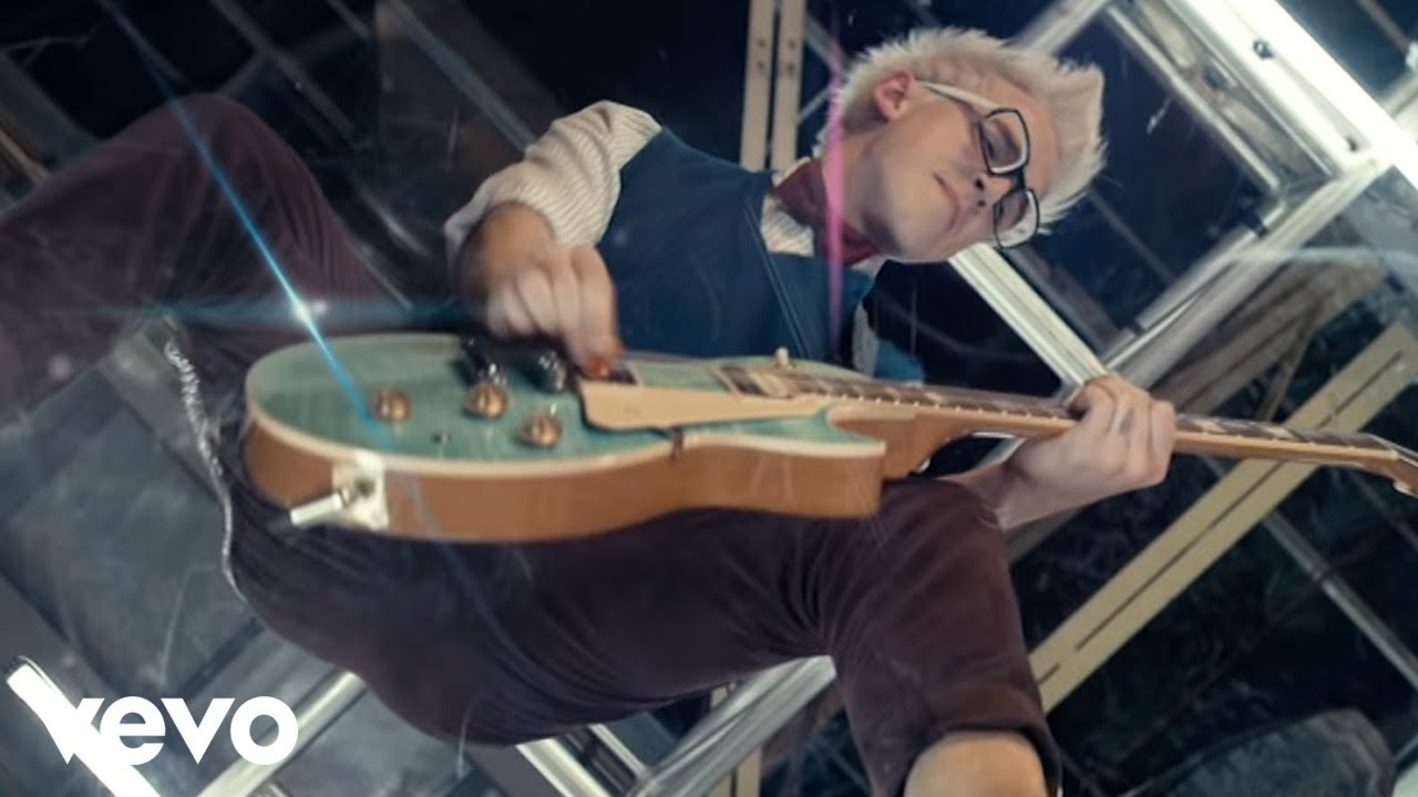 Mcbusted Air Guitar Youtube