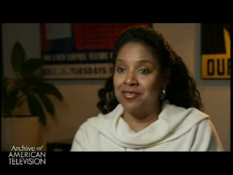 Phylicia Rashad Interview Part 2 of 5 - EMMYTVLEGENDS.ORG
