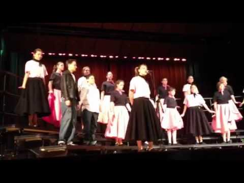 Stafford Middle School Stage Choir - 2012