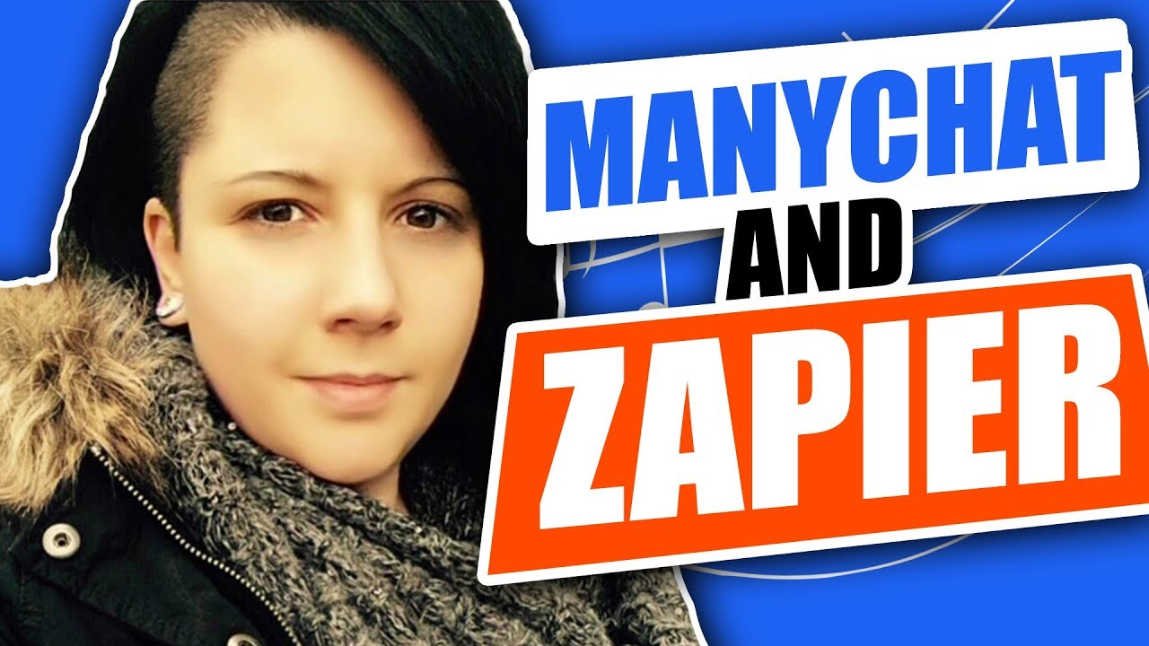 ManyChat mit Zapier verbinden | Messenger Marketing 2019