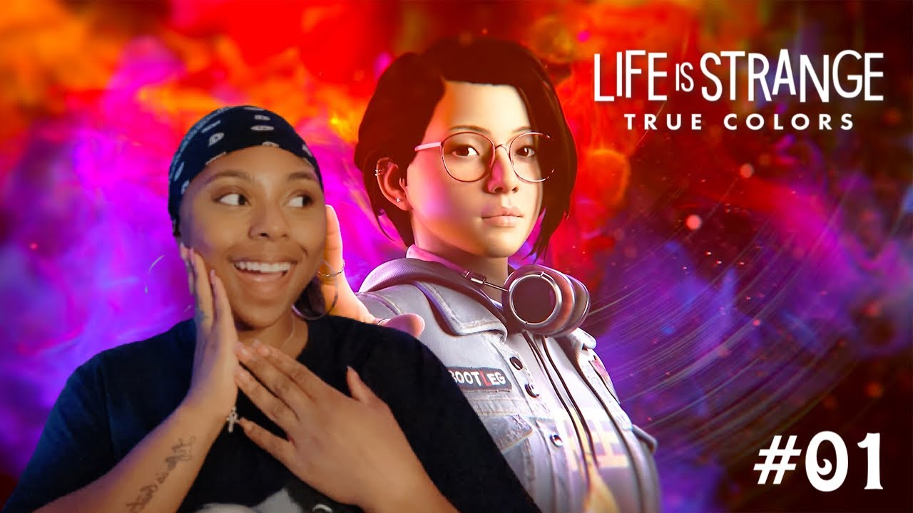 I AM TOO GEEKED FOR THIS!! | Life Is Strange: True Colors Gameplay [#01]