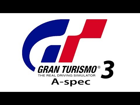 Gran Turismo 3 - Starting Our 100% Playthrough