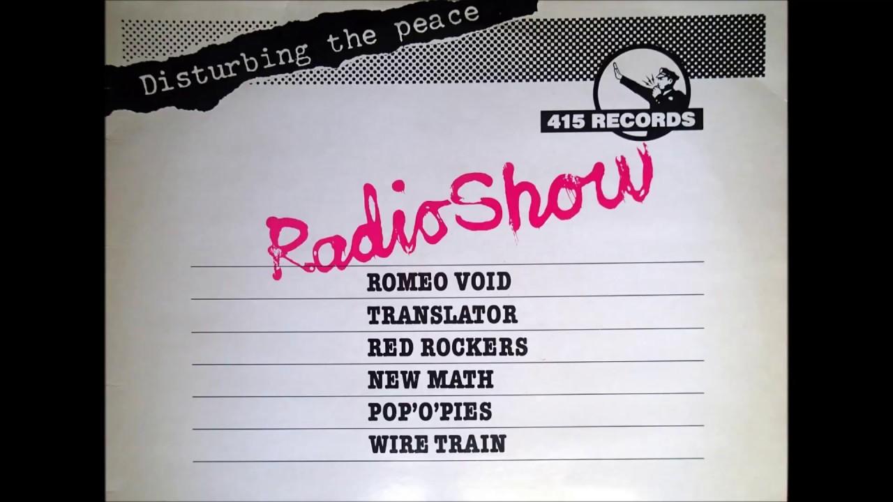 80s 415 Records KUSF 90 3 SF Radio Show Part 1 *[RARE]* HQ