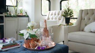 Interior Design — Trailer Chic Christmas Decor