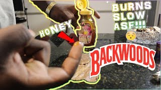 EFFECTS OF PUTTING HONEY IN YOUR BACKWOODS