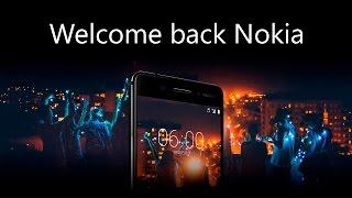 Анонс Nokia 6 - возвращение легенды на рынок смартфонов
