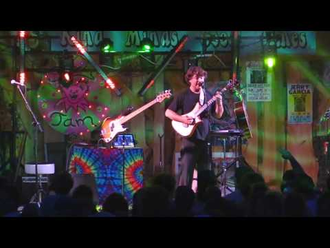Keller Williams & His Compadres at Jerry Jam 2016