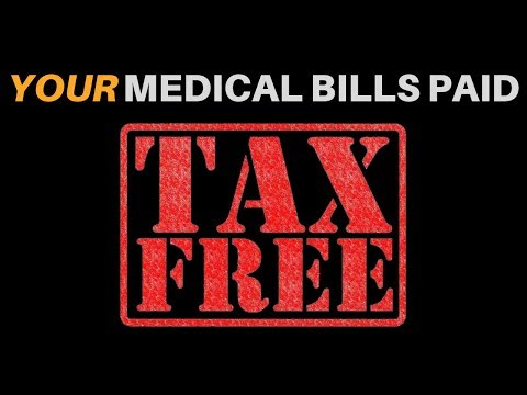 Early Retirement's BEST KEPT SECRET | How to Pay Medical Bills Tax-FREE