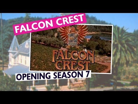 Falcon Crest Opening Theme Season 7 - YouTube