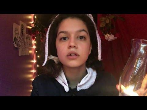 ASMR~ Florence Nightingale Takes Care of You