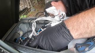Generator Controller Replacement That Ants Destroyed