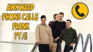 Video AWKWARD PHONE CALLS ON THE ESCALATOR download MP3, 3GP, MP4, WEBM, AVI, FLV Juli 2018
