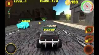 Death Race Burning Road Racing