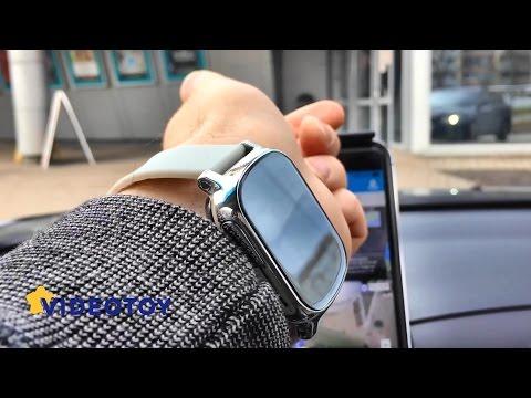 6bd4e675b0dc GPS часы для детей с трекером Smart GPS Watch T58 (GW700) - детские ...
