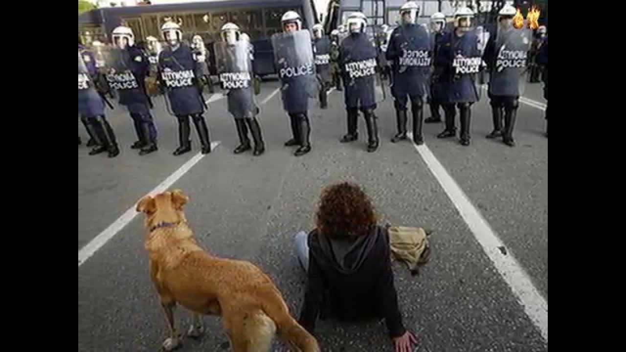 Lukanikos - El Perro Antisistema - YouTube