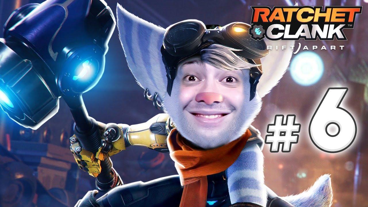 alanzoka jogando Ratchet & Clank Em Uma Outra Dimensão - Parte 6