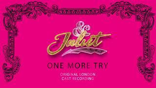 Miriam-Teak Lee, Jordan Luke Gage, Original London Cast of & Juliet – One More Try [Official Audio]