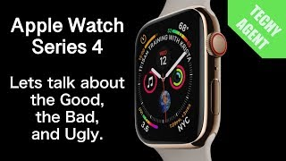 Apple Watch Series 4 - Fitness and Health
