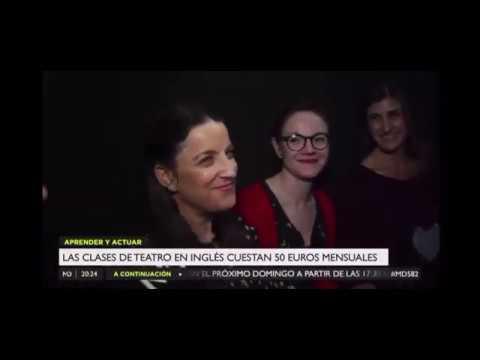 Madrid Directo visits Acting Impact