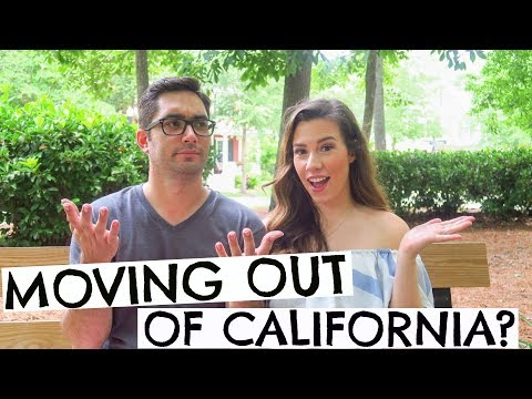 WHAT TO KNOW BEFORE MOVING TO CHARLESTON, SC! | MOVING OUT OF CALIFORNIA 2018