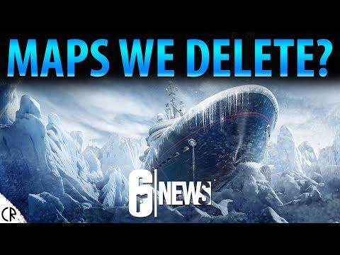 What Maps do we DELETE? - 6News - Tom Clancy's Rainbow Six Siege  